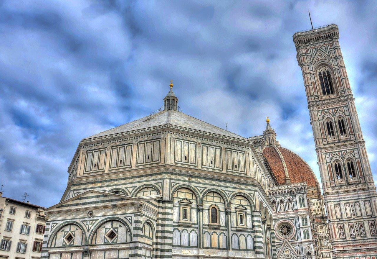 Arquitetura européia – Florença Itália